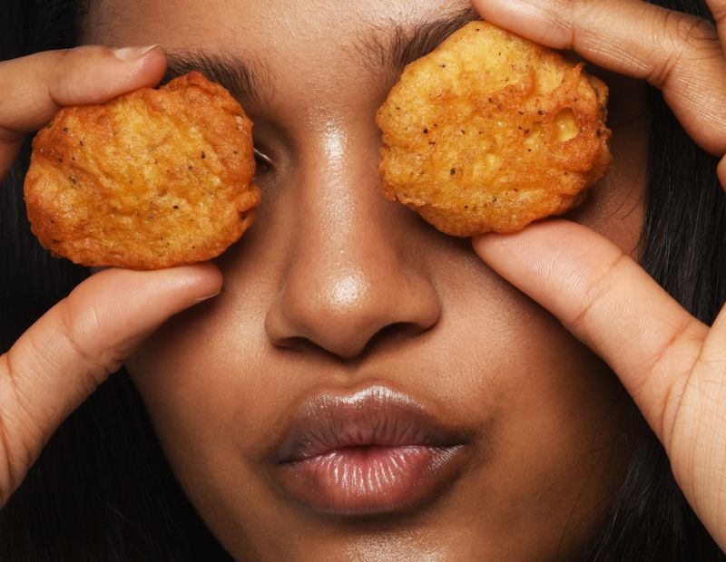 Nourishing Vegan Chicken Nuggets