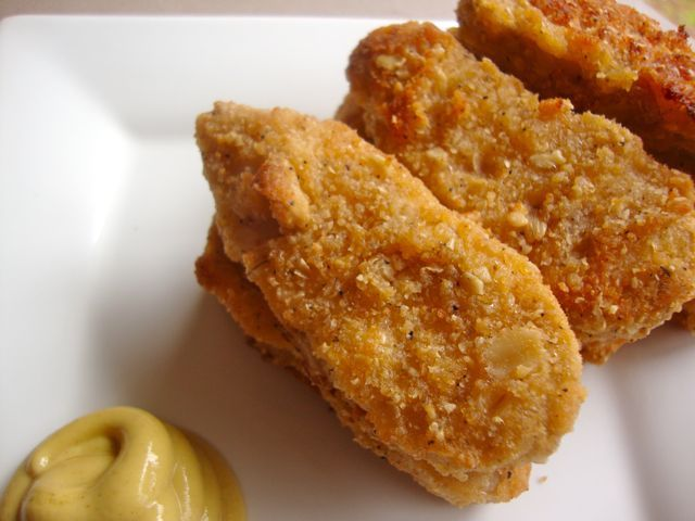 Imitation Chicken Strips