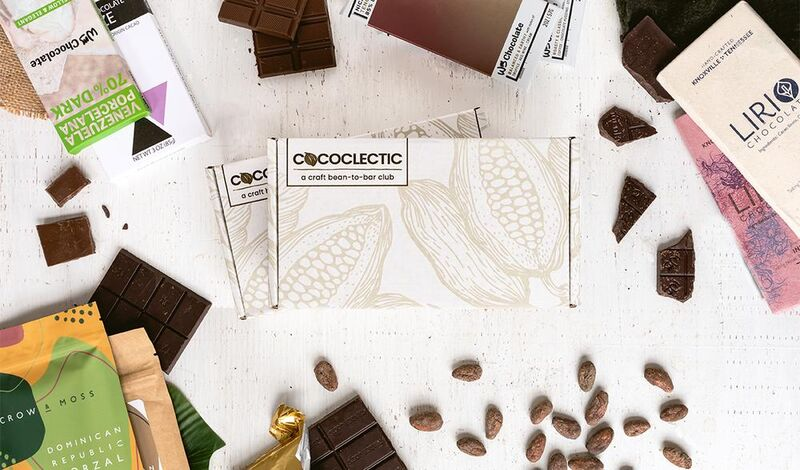 Bean-to-Bar Chocolate Subscriptions