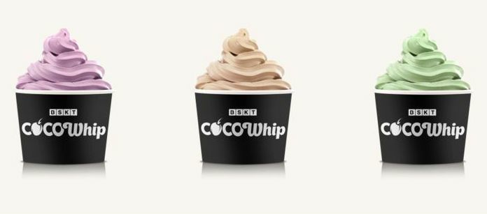 Soft-Serve Coconut Desserts