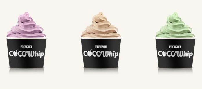 Soft-Serve Coconut Desserts