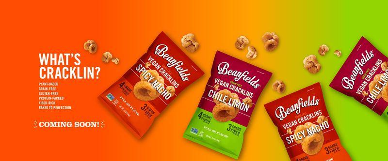 Pork-Inspired Plant-Based Snacks