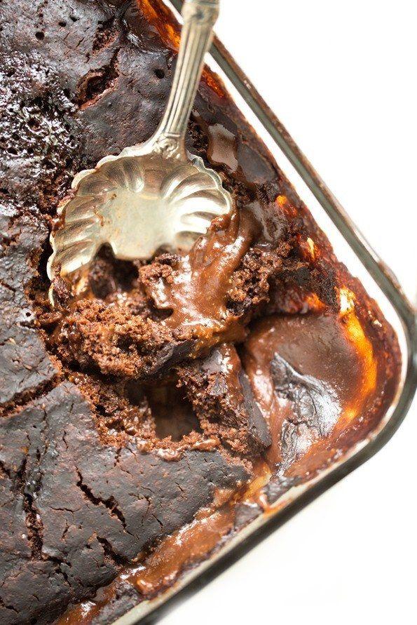 Gooey Gluten-Free Cakes