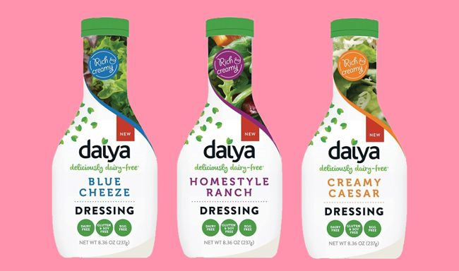 Dairy-Free Salad Dressings