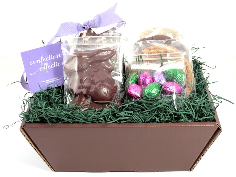 Vegan easter baskets vegan easter vegan easter baskets negle Images