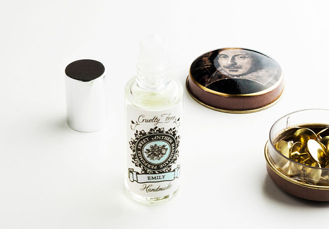 Artisanal Vegan Fragrances