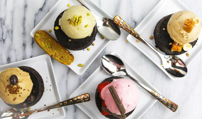 Dairy-Identical Gelato Desserts