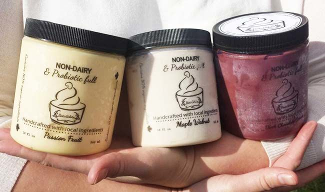 Guilt-Free Vegan Gelatos