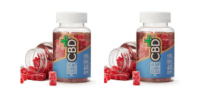 Cannabidiol-Infused Gummy Bears