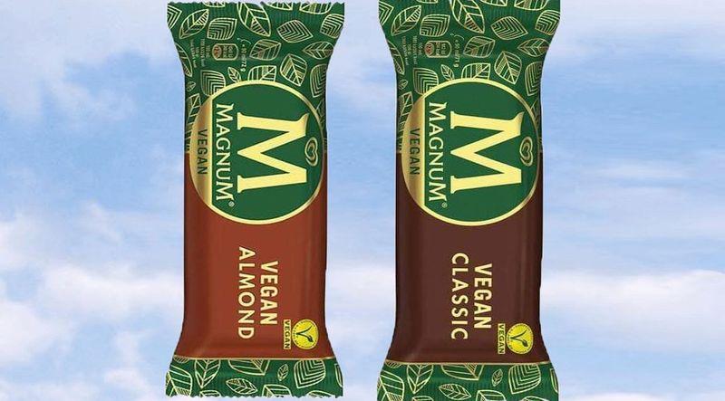 Vegan Ice Cream Bars