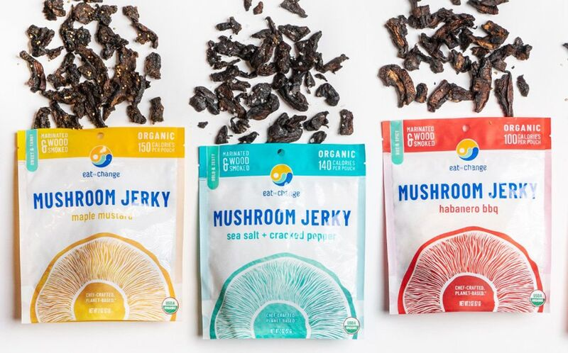 Vegan-Friendly Jerky Snacks