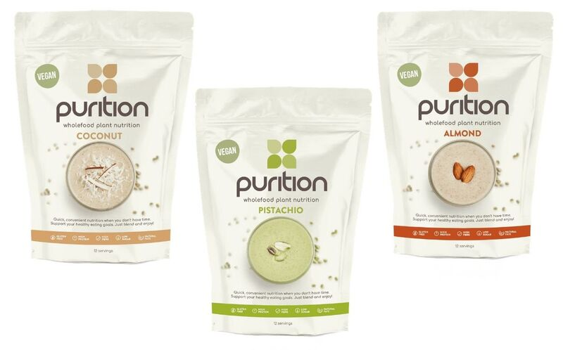 Plant-Based Whole Nutrition Supplements