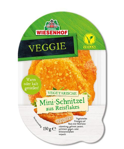 Vegan Schnitzel Snacks