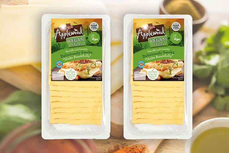 Smoky Vegan Cheese Strips