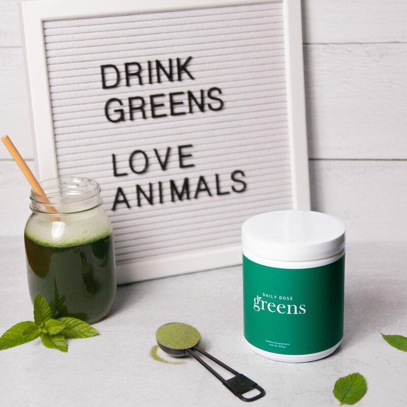 Green Superfood Drinks