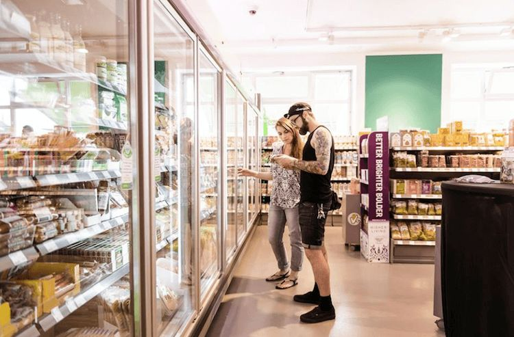 All-Vegan Supermarkets