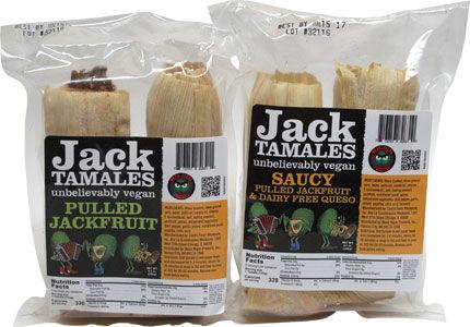 Prepackaged Vegan Tamales