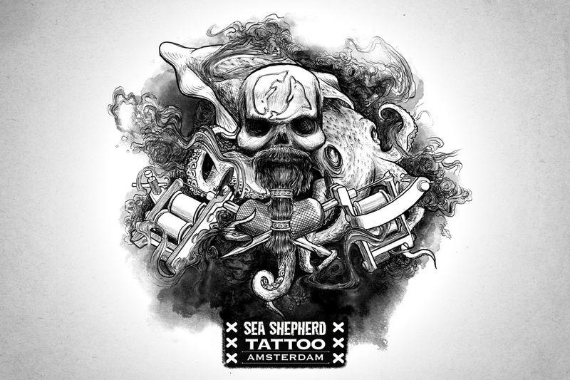 Vegan Tattoo Parlors