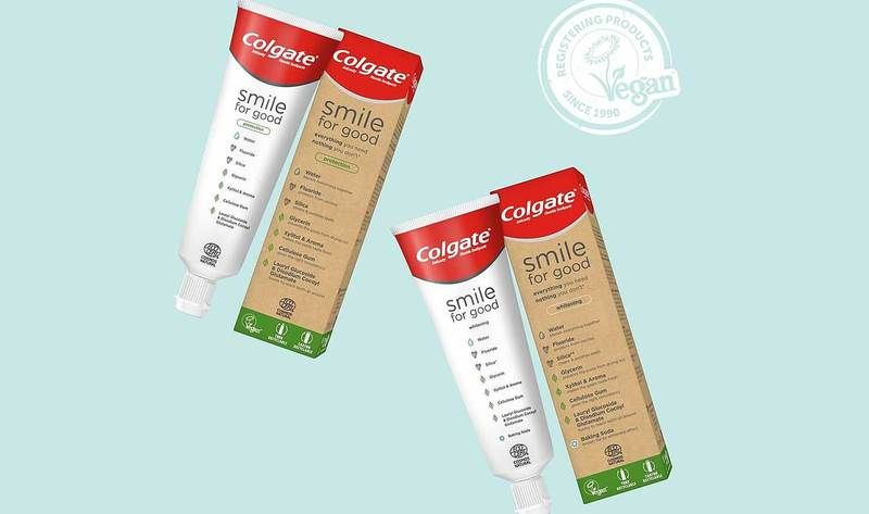 Plant-Based Sustainable Toothpastes