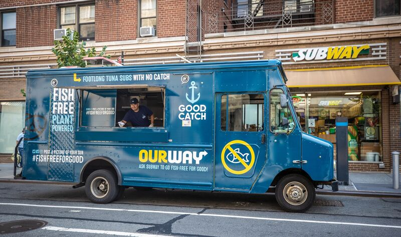 Fish-Free Food Trucks