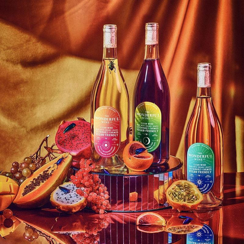 Eco-Friendly Vegan Wines