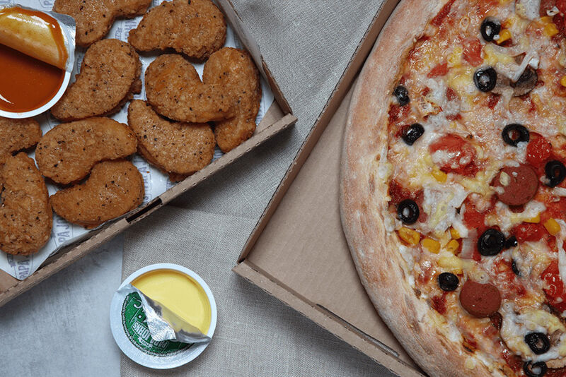 Veganuary Pizza Promotions