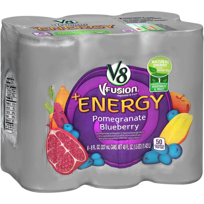 Fruit-Vegetable Blended Juices