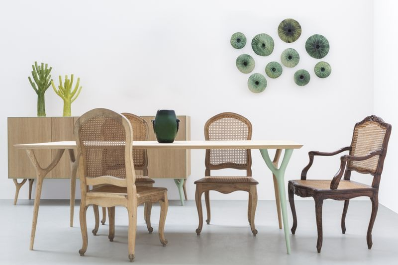 Produce-Inspired Furniture
