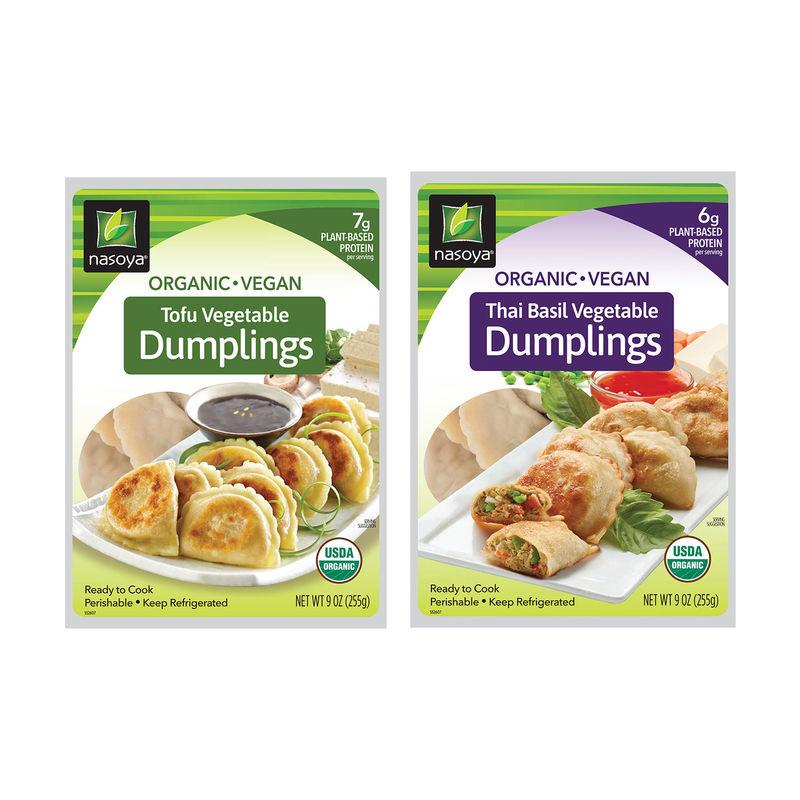 Plant Protein Dumplings