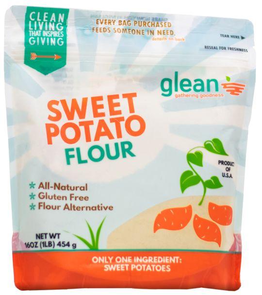 Upcycled Single-Ingredient Flours