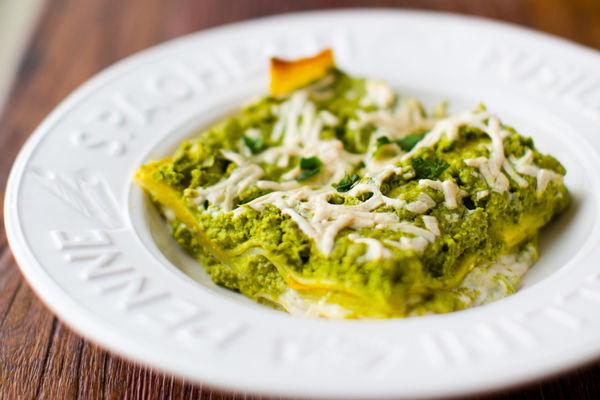 Vegan Vegetable Lasagnas