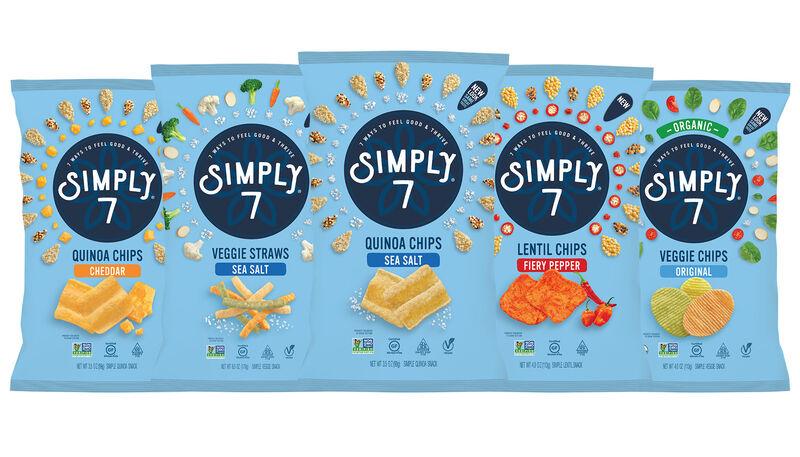 Crunchy Vegetable-Packed Snacks