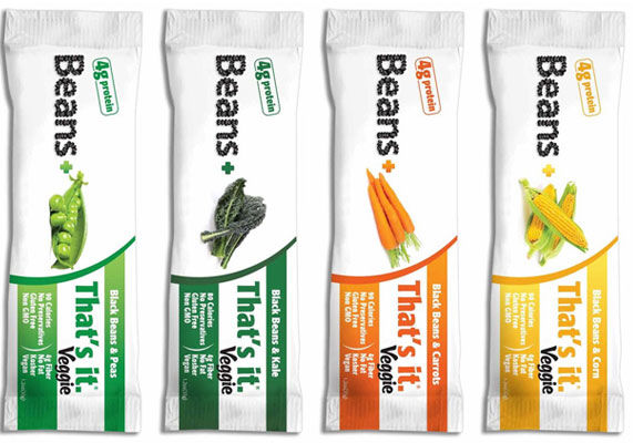 Vegetable Snack Bars