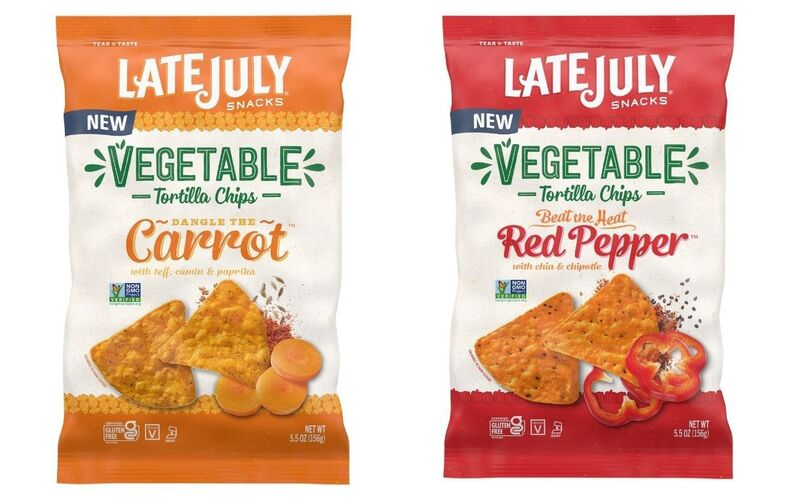 Veggie-Packed Snack Chips