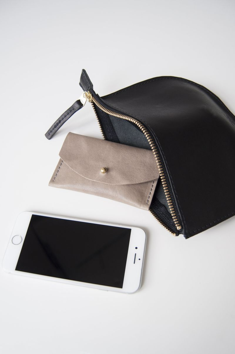 Ethical Vegetable-Tanned Leather Goods
