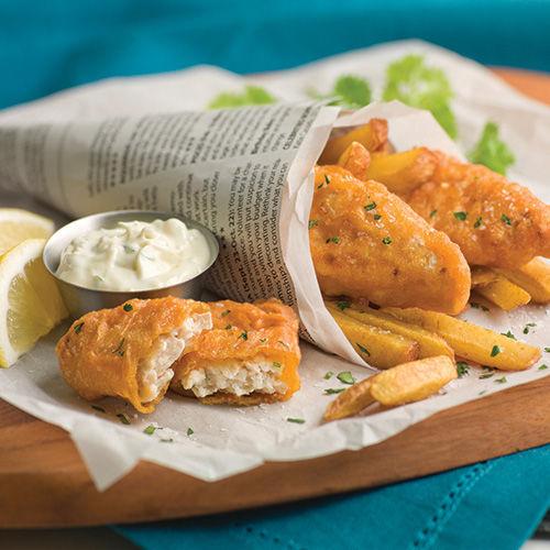 Fish-Free Filets