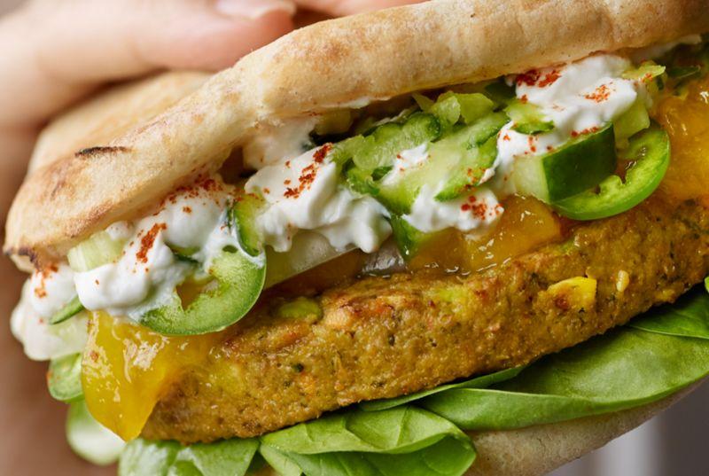 Global Vegetarian Burgers