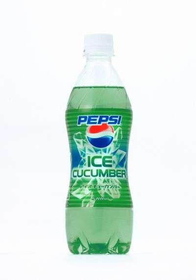 Veggie Flavored Soda