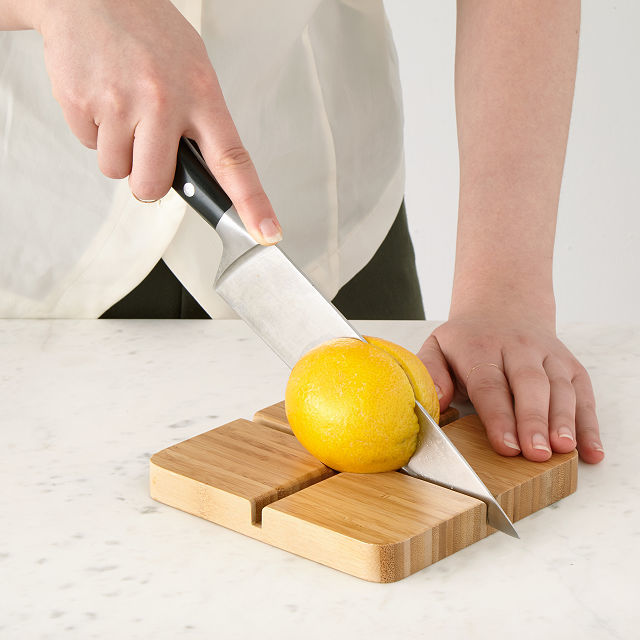 Precision-Enhancing Cutting Boards