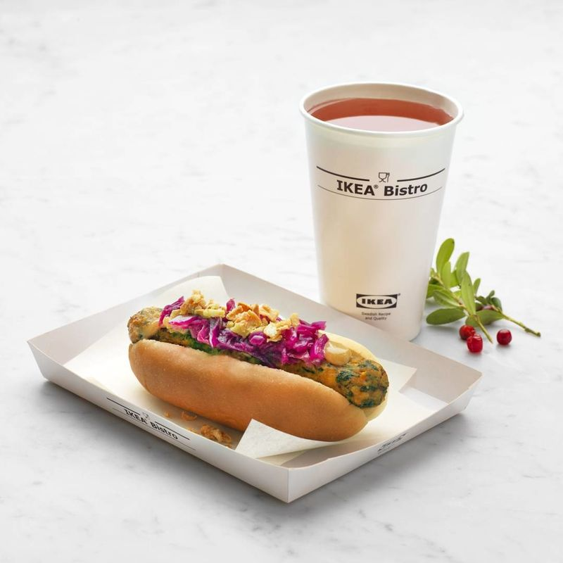 Plant-Based Hot Dogs