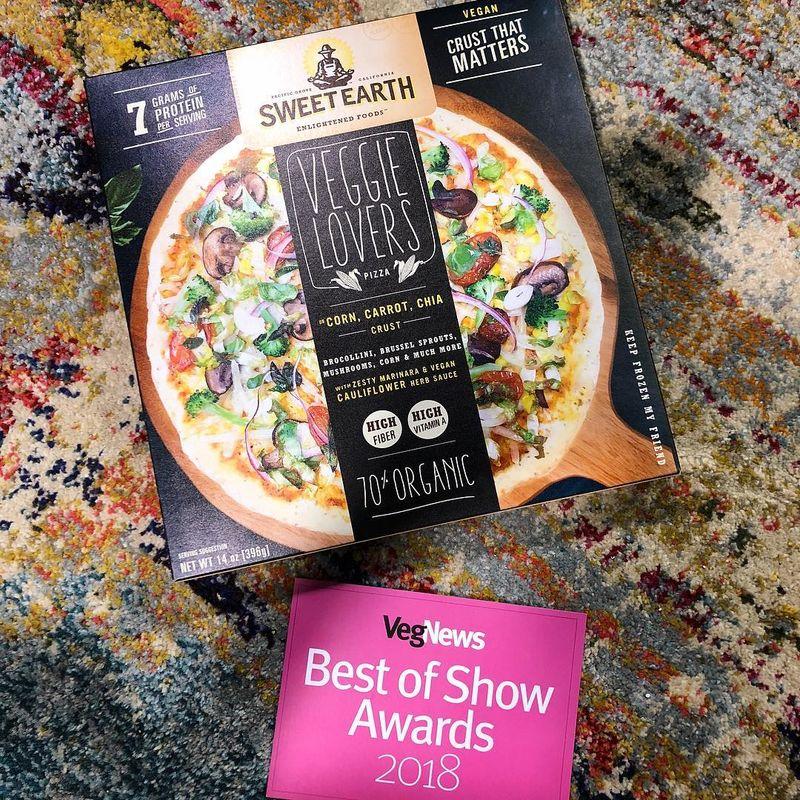 Plant Protein Pizzas