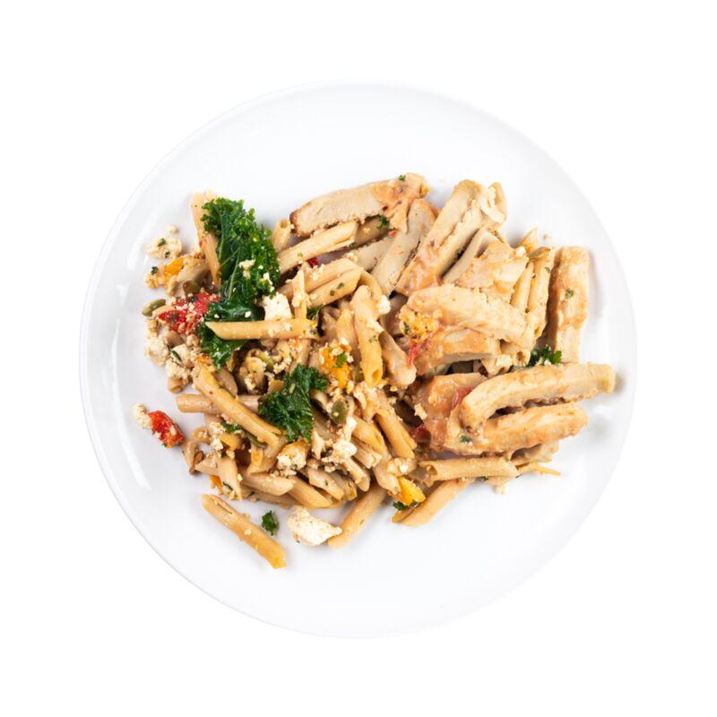 Re-Heated Vegetarian-Friendly Meals