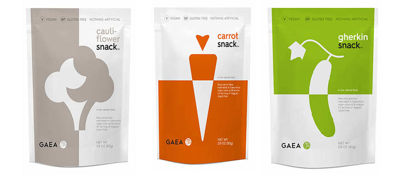 Artificial Ingredient-Free Vegetable Snacks