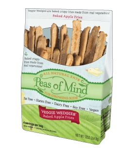 Veggie-Based Frozen Snacks
