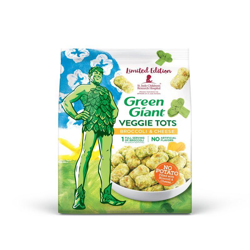 Cheesy Potato-Free Tots