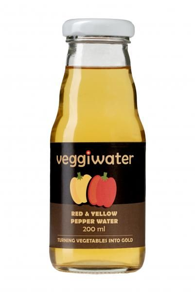 Mineral-Rich Pepper Water