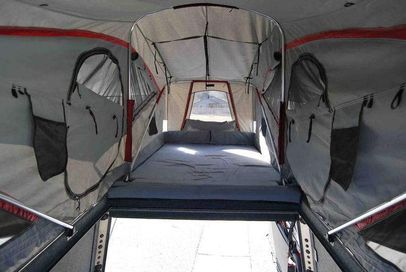 Flip Top Vehicle Campers Vehicle Camper