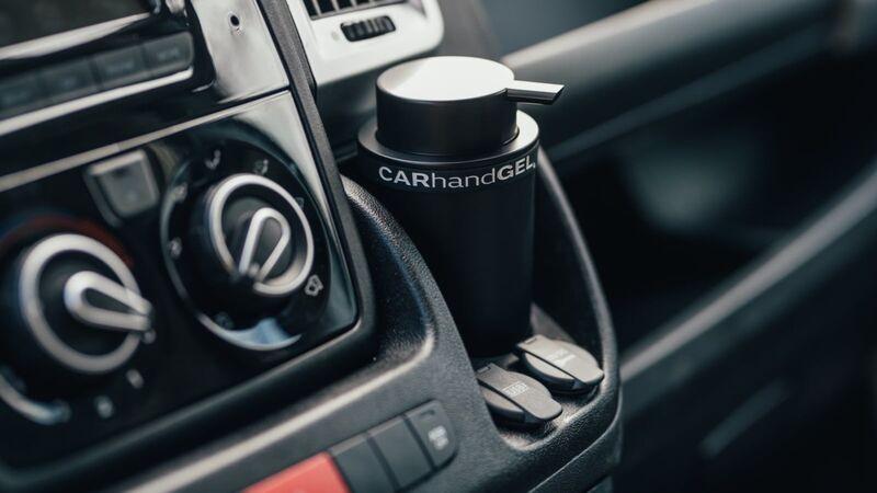 Car Cabin Sanitizer Dispensers