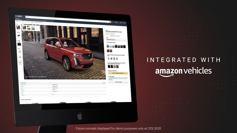 Next-Gen Vehicle Shopping Concepts