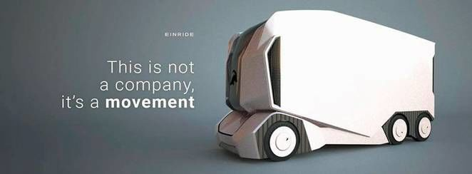Semi-Autonomous Transport Pods